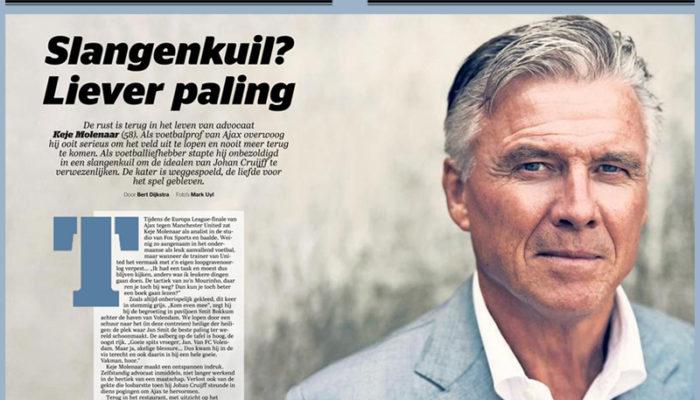 Keje Molenaar - Advocaat & Mediator